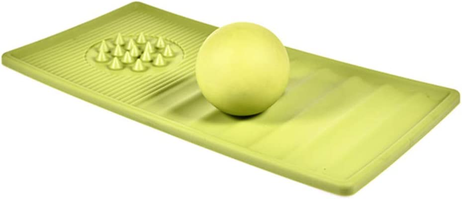 Funli Silicone Massager Mat with supreme Ball Massage Choice Bathroom Non-Slip