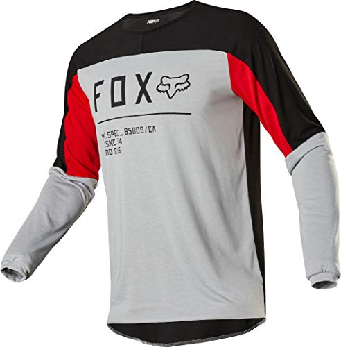 Fox Legion Dr Gain Jersey Grey M
