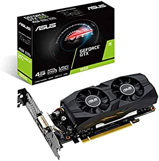 ASUS NVIDIA GTX 1650 搭載 デュアルファンモデル 4G GTX1650-4G-LP-BRK