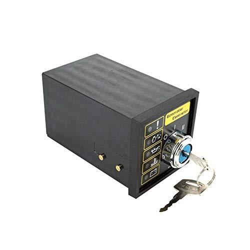 Fácil de instalar Controlador automático Manual Grupo de control del motor Grupo electrógeno