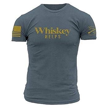 Grunt Style Whiskey Helps - Indigo - XLarge