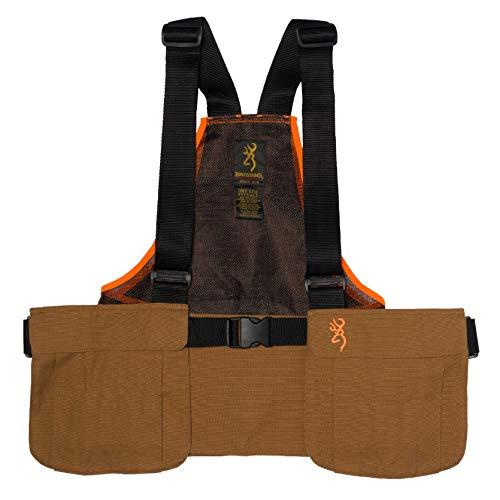 Browning, Upland Strap Vest, Field Tan