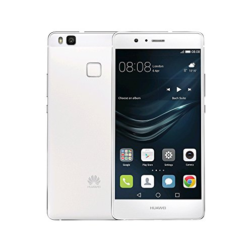 Huawei P9 Lite VNS-L22 16GB 5.2-Inch Dual SIM 13MP 4G LTE Factory Unlocked - International Stock No Warranty (WHITE)