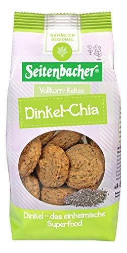 Seitenbacher Vollkorn Kekse Dinkel Chia (1 x 200 g)