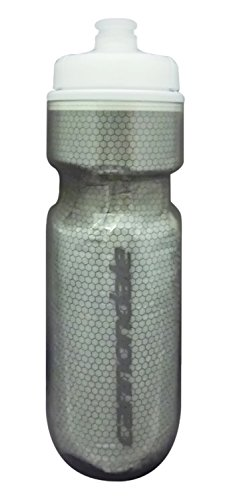 Cannondale Trinkflasche Logo Fade 21oz Silber