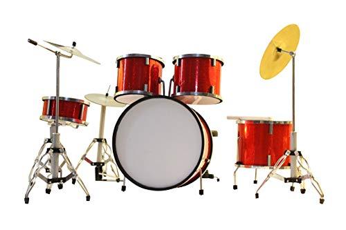 Mini Drum Set Replik für Sammler