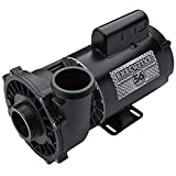 Waterway 3721621-1D Executive 4HP 2SP 2'X2' 230V 56FR SD, 2 x 2 inches