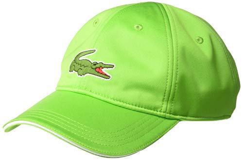 Lacoste Men's Sport Miami Open Edition Croc Cap, Reinette, S/M