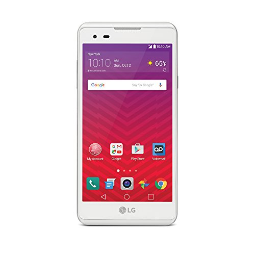 LG Tribute HD - Prepaid - Carrier Locked - Virgin Mobile