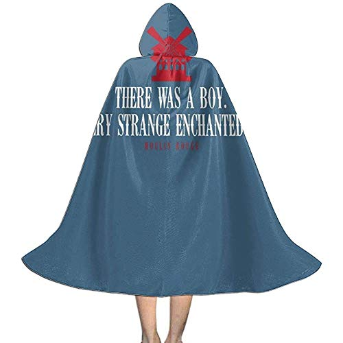 Niet van toepassing Capuchon Cape, Unisex Cosplay Rol Kostuums, Volwassen Robe Mantel, Moulin Rouge Opening Lijnen Vampier Mantel, Halloween Party Decoratie Bovenkleding, Witch Wizard Mantel