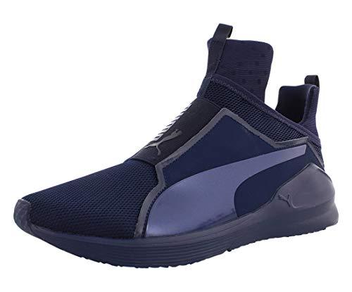 PUMA Mens Fierce Core Mono Casual Sneakers,