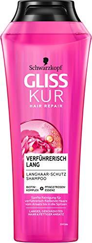 Gliss Kur Verführerisch Lang Shampoo, 250 ml