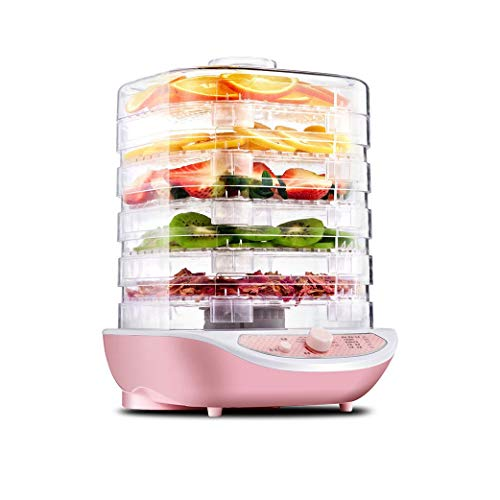 Affordable ZSQHD Dried Fruit Vegetables Herb Meat Machine Household MiNi Food Dehydrator Pet Meat De...