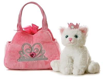 """Aurora - Pet Carrier - 8"""" Princess Kitten Pet Carrier"""