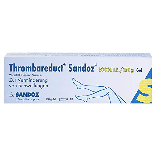 Thrombareduct Sandoz 3000 100 g