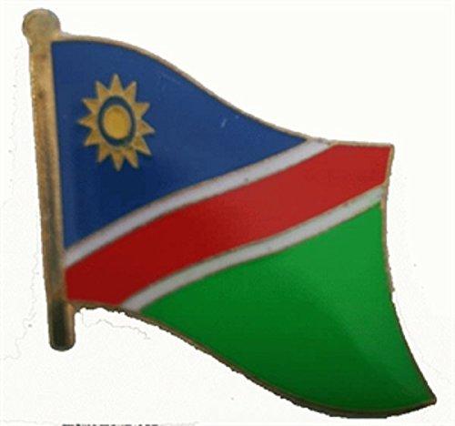 U24 Flaggenpin Namibia Flagge Fahne Pin Anstecker