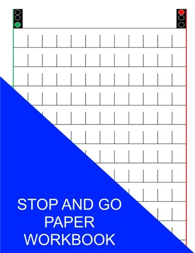 Stop and Go Paper Workbook: Wide Format