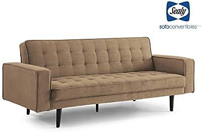 Fine Amazon Com Devon Claire Strasbourg Convertible Sofa Creativecarmelina Interior Chair Design Creativecarmelinacom