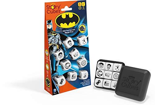 Asmodee Story Cubes: Batman - Más versiones disponibles, Español (STO04ML)