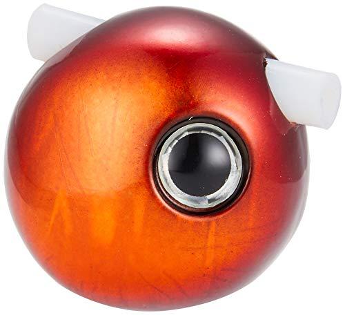 JACKALL(ジャッカル) TGビンビン玉スライドヘッド 156g F070 レッドオレンジ