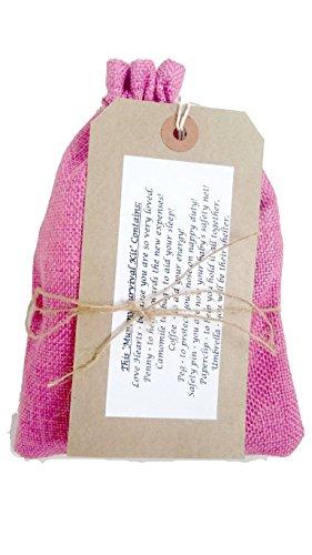 Mummy to be Survival Kit–New Mum perfekt Geschenk zu sagen Congratulations zu jemandem, der ist ein Baby erwarten.