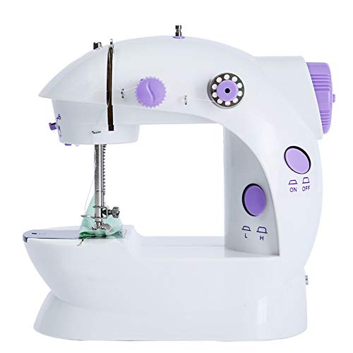 Best Buy! HANYF Household Mini Small Sewing Machine-Fully Automatic Multi-Function, Thick Eating-Han...