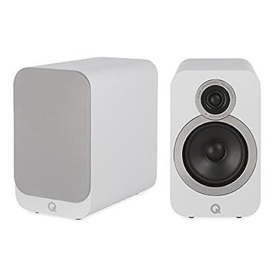 Q Acoustics 3020i Bookshelf Speakers (Pair) (Arctic White) from Q acoustics