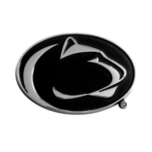 FANMATS NCAA Penn State Nittany Lions Chrome Team Emblem , 2.2 x3.2  - 14881
