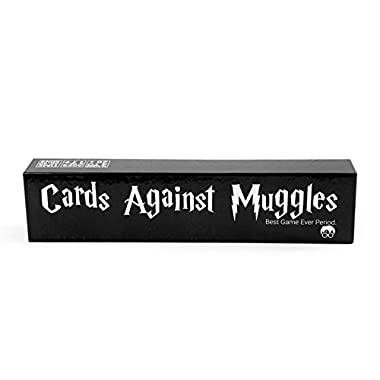 Cards Against Muggles : Best Game Ever Period - The Harry Potter Version