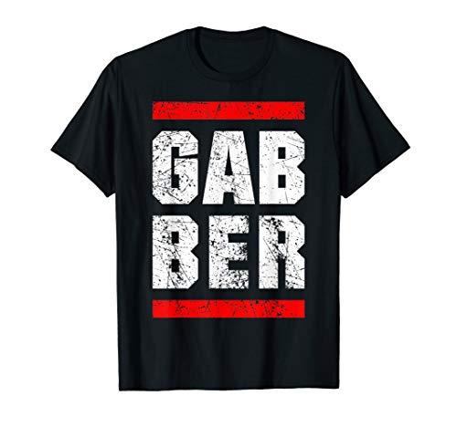 Gabber Wear Uptempo Gabber Outfit T-Shirt