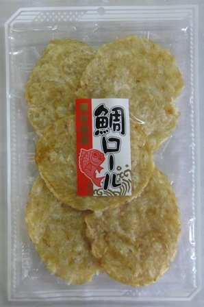 薩摩国男海産 鯛ロール 90g