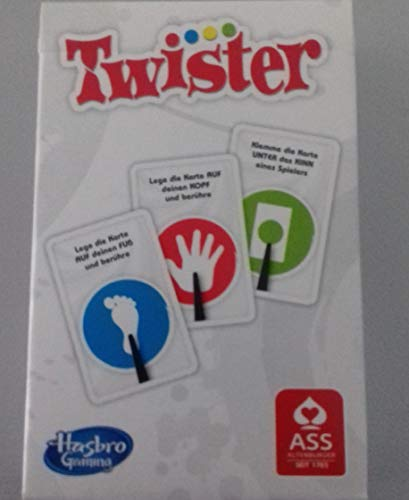 Rewe 2018 Kartenspiel Twister Pocket Version
