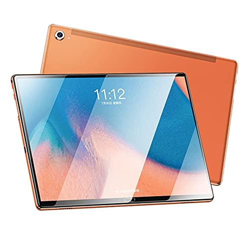 XLOO Con Teclado Tableta,Desbloqueo de Reconocimiento Facial,Android 10.0,4gb / 8g Ram + 64gb / 128gb / 256gb ROM,WiFi (2.4g + 5g de Doble Frecuencia),Cámara de 13mp, GPS,Bluetooth