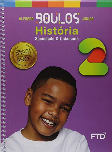 Grandes Autores - História - Boulos - 2º Ano