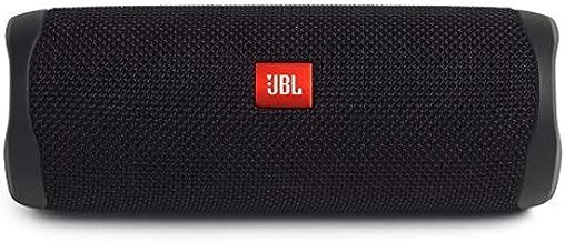 JBL FLIP 5, Waterproof Portable Bluetooth Speaker, Black (New Model)