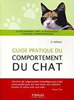Guide pratique du comportement du chat d'Edith Beaumont-Graff