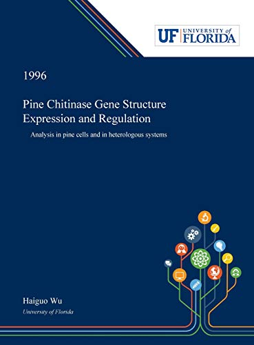 Pine Chitinase Gene Structure Expression and Regulation: Analysis in Pine Cells and in Heterologous Systems