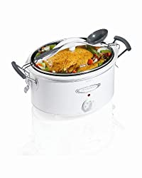 Hamilton Beach Slow Cooker, 6-Quart