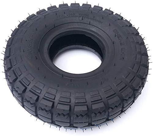 Neumáticos De Scooter Eléctrico, 4,10/3,50-4 Neumáticos Interiores Y Exteriores, Adecuados para Scooters Eléctricos De 10 Pulgadas, Neumático De Scooter De 3 Ruedas Y 4 Ruedas