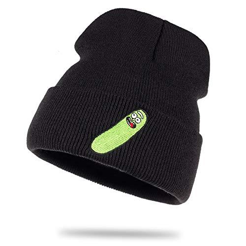 Buff Knitted Hat Haan M/ütze