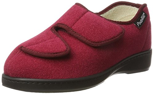 Podowell Unisex Podowell Athos Sneaker, Bordo, 39 EU Weit