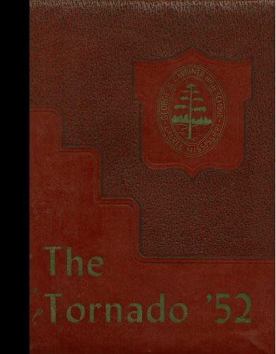 (Reprint) 1952 Yearbook: Gardiner High School, Laurel, Mississippi