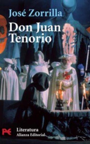 Don Juan Tenorio: 5042 (El Libro De Bolsillo - Literatura)