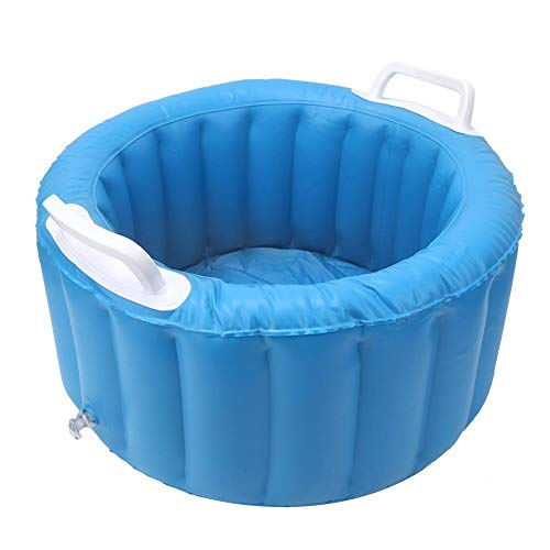 Alomejor Opblaasbaar zwembad voor het wassen, van borden, waterijs, emmer, kledingstukken