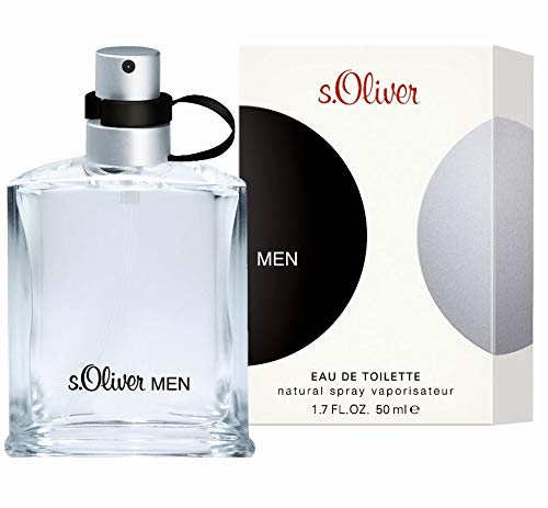 s.Oliver Men. Eau de toilette. 50 ml spray