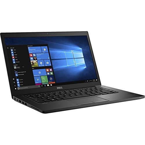 Dell Latitude 7480 14 Zoll 1920x1080 Full HD Intel Core i5 256GB SSD Festplatte 16GB Speicher Windows 10 Pro Webcam Fingerprint Tastaturbeleuchtung Notebook (Zertifiziert und Generalüberholt)