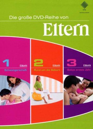 Eltern - Box 01: Schwangerschaft und Geburt, Babys erstes Jahr [3 DVDs]