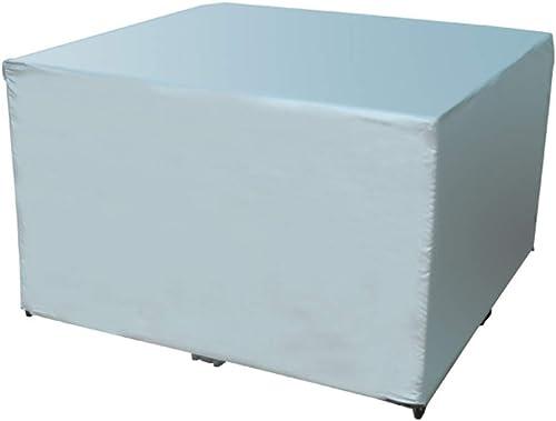MONFS Home Tente d'extérieur Couverture de Couverture de Meubles et Sofa de Chaise bache de Prougeection Solaire imperméable antipoussière extérieure (Taille   120x120x75cm)