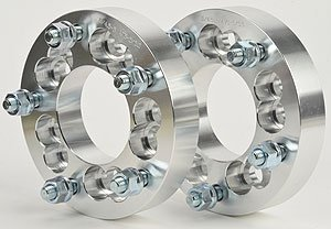 4 PC Wheel Spacers 1.5