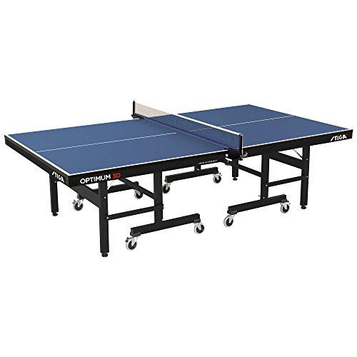 STIGA Tischtennisplatte Optimum 30 ITTF Indoor 30mm ohne Netzgarnitur